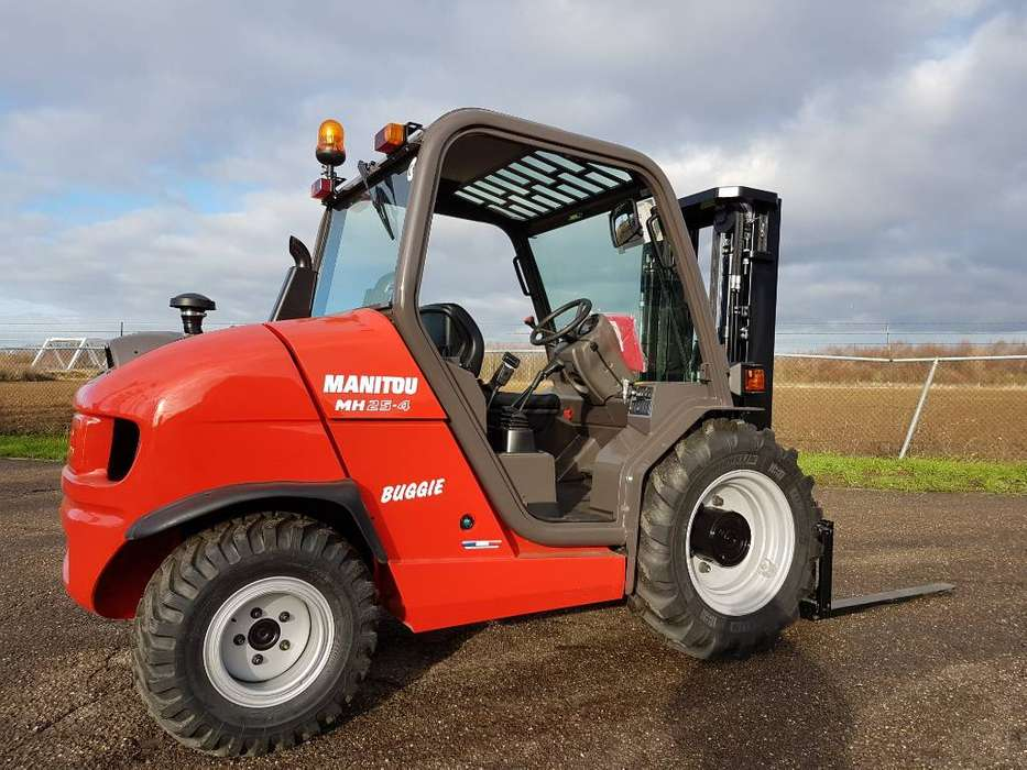 Manitou MH25-4 T Buggy - 2018