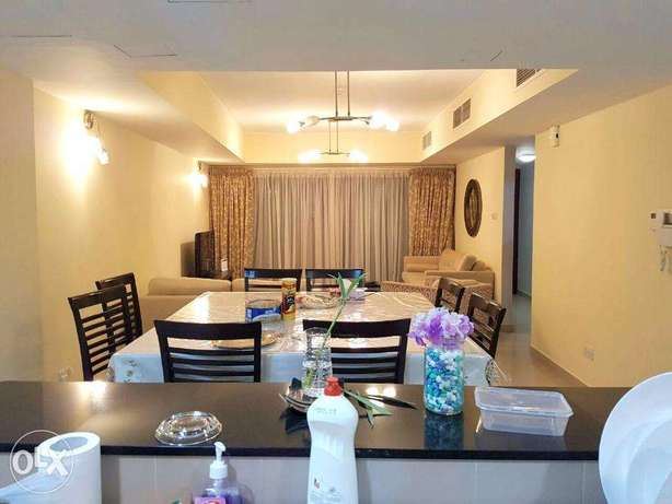 Upgraded Modern Type Fully Furnished Apartment (Ref No:36AJM) جزر امواج  -  2