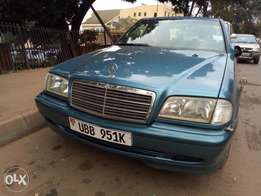 A Mercedes Benz, 1999model on sale