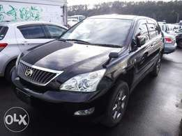 TOYOTA / HARRIER CHASSIS # ACU35-0024 year 2010
