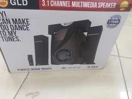 brand new GLD subwoofer