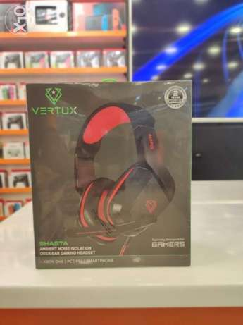 Shasta Vertex Gaming Headset Available Now