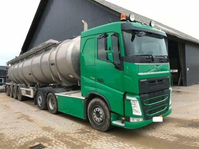 Volvo FH540 SOON EXPECTED 6X2 WITH STEERING AXLE H - 2014