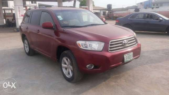 Registered Toyota Highlander - 2008 Oshodi/Isolo - image 2