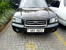 Subaru forester 2003 on sale