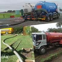 Liquid wastes removal exhauster services