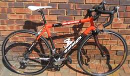 Raleigh RC6000 road bike fully serviced.R5 750