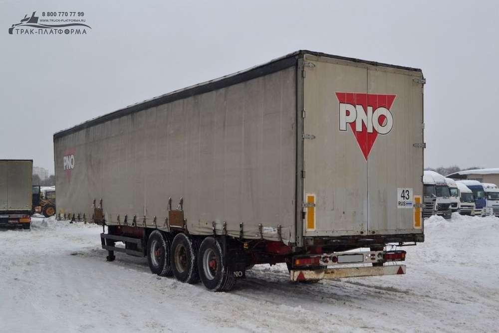 Schmitz Cargobull S01 Купить В Москве - 2003