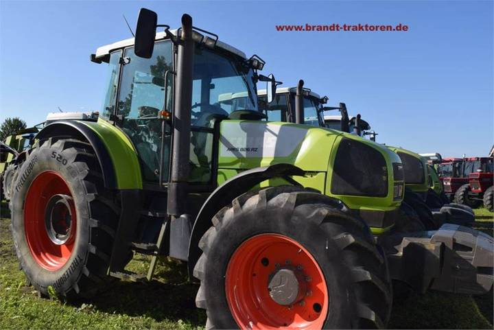 Claas Ares 826 Rz - 2006