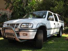 Isuzu KB300 Double Cab in a very good condition for sale