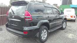 Toyota Prado KBY well maintained