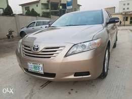 Super clean Toyota Camry 2008 A month used