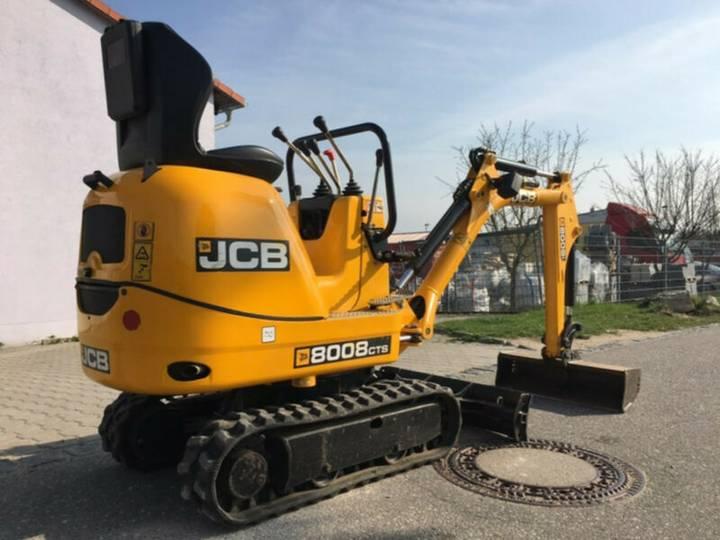 JCB 8008 - Neuwertiger Zustand!! - 2013 - image 7