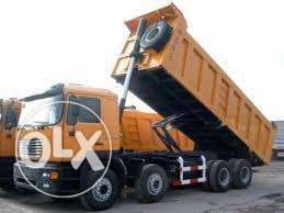 20 Tipper Trucks 30 / 40 Ton Tipper Trucks we are looking for to Hire