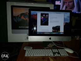 iMac excellent condition rarely used
