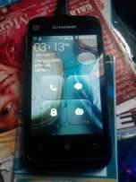 Lenovo a278t,version 4.4.2 ,1gig ram, 4gig inner memories and working