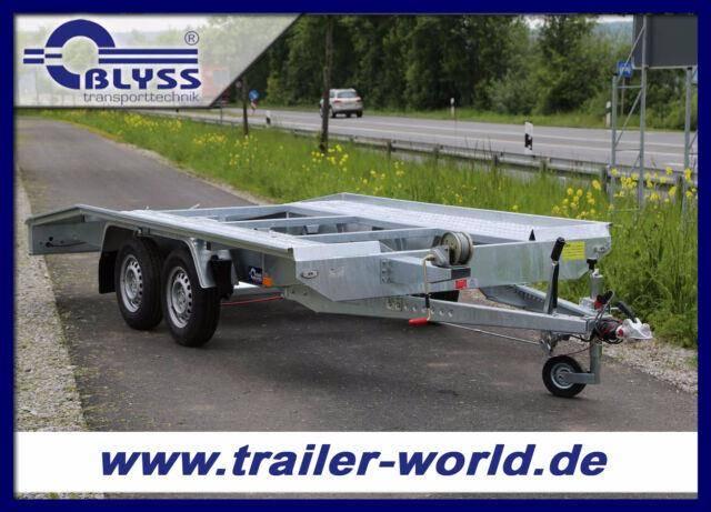 Blyss AKTION! Autotransporter Anhänger 450x200cm 2,7t.