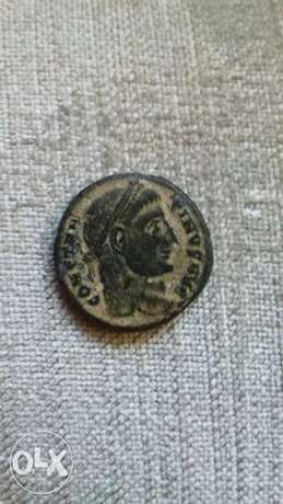 Roman Anceint Coin for Emperor Contantine I year 312 AD