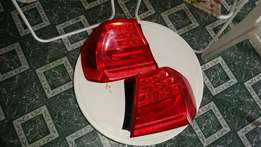 Originally BMW E90 Facelift rear indicator lights