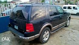 Very Clean 03 Registered Ford Explorer