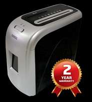 Paper Shredder S406 (6 Sheets, 3*9mm, Micro Cut - High Security)