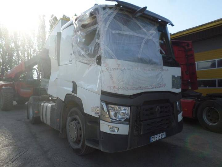 Renault Gamme T 480 T4X2 E6 - 2015