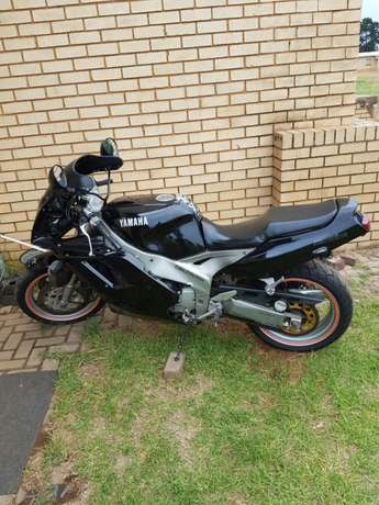 Yamaha Fzr1000 for sale Centurion - image 5