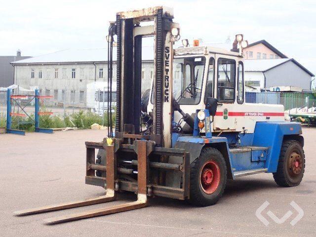 Svetruck 13.6 60/32 counterbalanced forklift (diesel) - 93