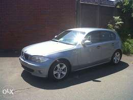 bmw 1 series in original condition from factory