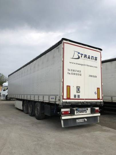 Schmitz Cargobull Non spécifié - 2014