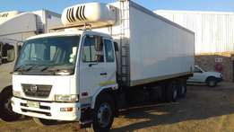 2013 Nissan UD 90 Refrigerated Truck