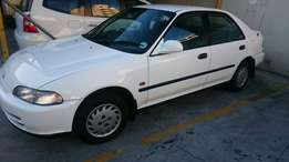Honda Ballade 150 LUXLINE with very low km's