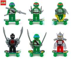 JLB Ninja Turtles Set
