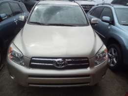 Very sharp foreign used 2008 Toyota Rav4 for sale