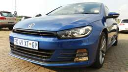 2016 Volkswagen Scirocco TSI Manual Highline 132kw DEMO