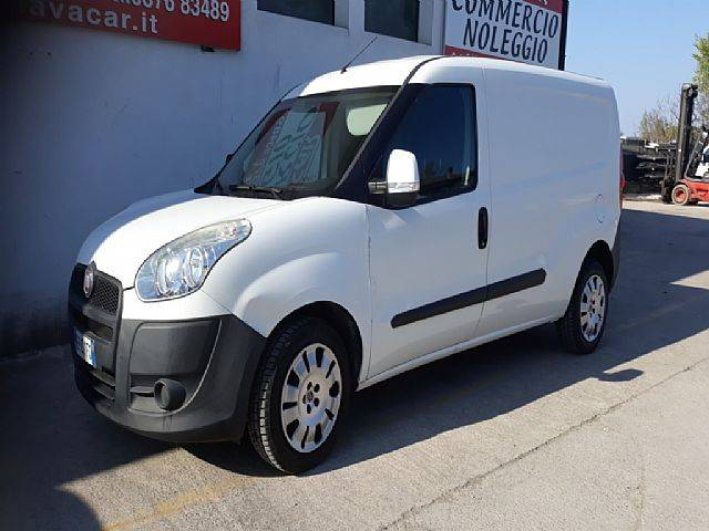Fiat DOBLO 1.4 T METANO MAXI NATURAL POWER - 2013