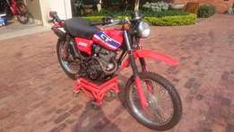 Honda ct200ag stripping for spares