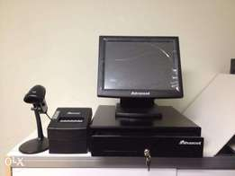POS Retail Point of Sale for Pharmacies,Supermarkets and Restaurant