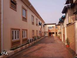 To Let: Executive 4 bedrooms duplex with good interior at OPEBI, ikeja