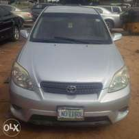 Locally Used (few month) Toyota Matrix, 2006, Very OK