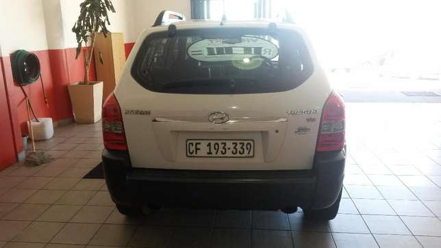 2005 Hyundai Tucson 2.7 V6 Gls A/t for sale in Western Cape Brackenfell - image 3
