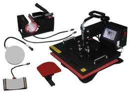 Kenpress 5-in-1 Combo Swing Heat Press HP5IN1-3