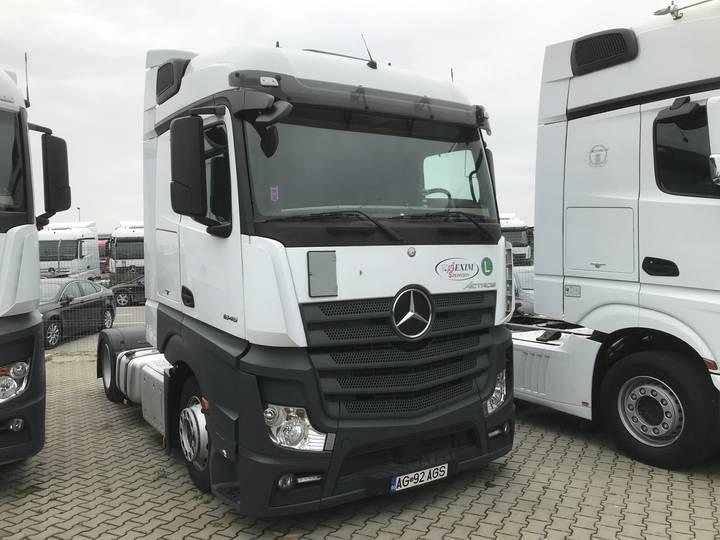 Mercedes-Benz Actros 1845 LsnR - 2015
