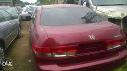 HONDA ACCORD 2003 ..extremely neat and foreign used car