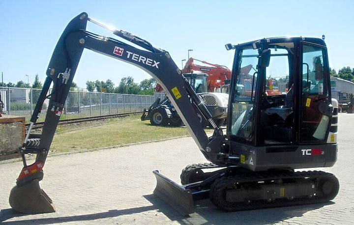 Terex TC 35 - 2016