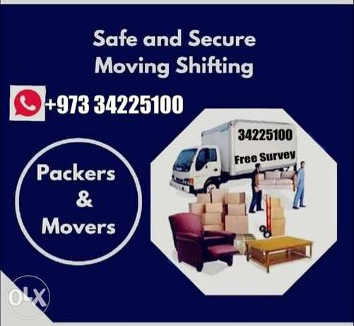 Room Shifting Bahrain Furniture Removal House office/apartments Shift