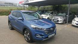 2016 Hyundai Tucson 1.6 Turbo Elite