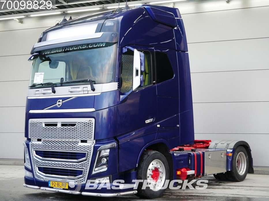 Volvo FH16 540 XL 4X2 Mega Hydraulik Euro 5 I-ParkCool VEB+ Xenon - 2013