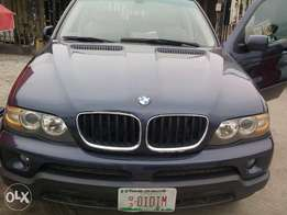 Direct Belgium BMW X5 For Sale In Portharcourt.