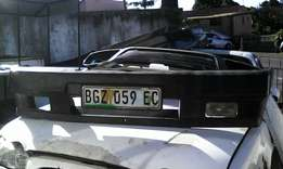 Opel reckord bumpers imsher kit